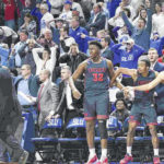 Dayton in top 10 for first time since '67
