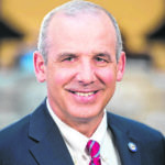 Huffman joins president for phase-one signing