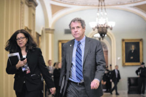 Sherrod Brown: New revelations show need for witnesses in Senate impeachment trial