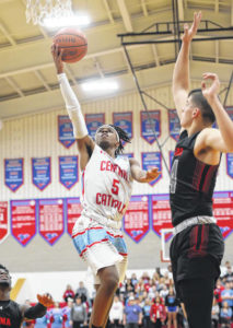 Boys basketball: Lima Senior rides fast start to win against LCC