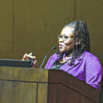 Speaker stakes out path to MLK's 'Dream'