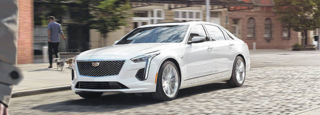 The 2019 Cadillac CT6 is a full-size luxury sedan that owes no apology to any of the more expensive Europeans in performance, handling and comfort.