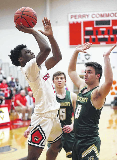 Boys basketball: Perry remains undefeated in NWCC