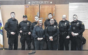 LPD officers honored