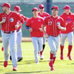Miley brings new direction to the Reds' rotation