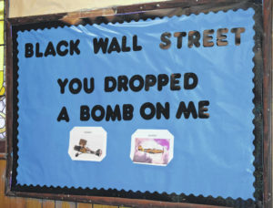 St. Paul AME offering 'Black Wall Street: You Dropped a Bomb on Me' exhibit