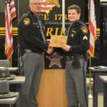 Civilian, officers of the year named by Mercer County sheriff