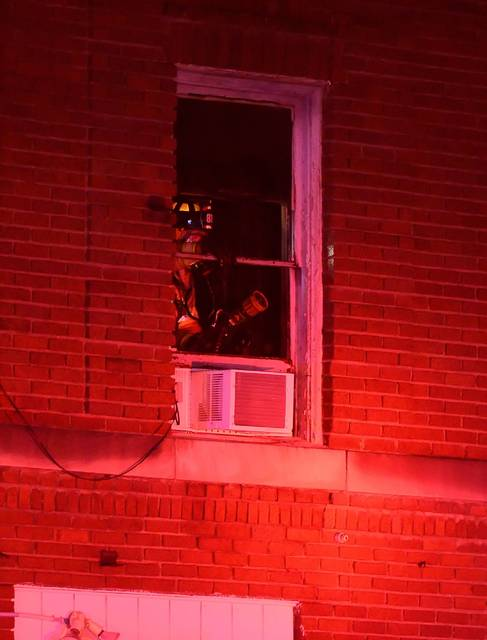 Norise Cousey, 60, died in a second-floor apartment during a fire early Thursday morning at 902 S. Main St., Lima.