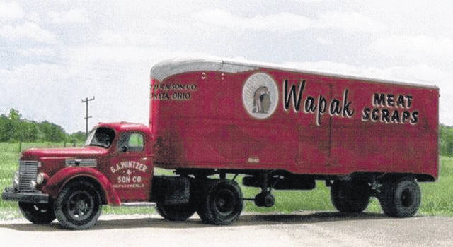 G.A. Wintzer & Son trucks have been a familiar sight on the Auglaize County landscape since the middle of the 20th century.