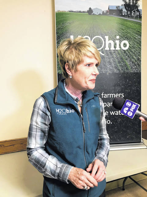 Ohio Department of Agriculture Director Dorothy Pelanta said the first year of H2Ohio will measure participation in the 14 eligible counties to determine whether the program has been successful.