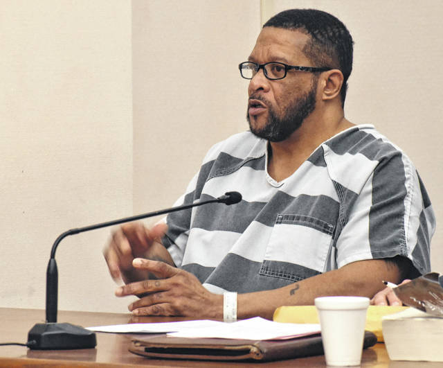 Leon Prince, 52, of Lima, will be sentenced April 6 after pleading guilty Thursday to one count of kidnapping and two counts of sexual battery.