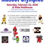 Mascot Olympics planned to benefit St. Jude