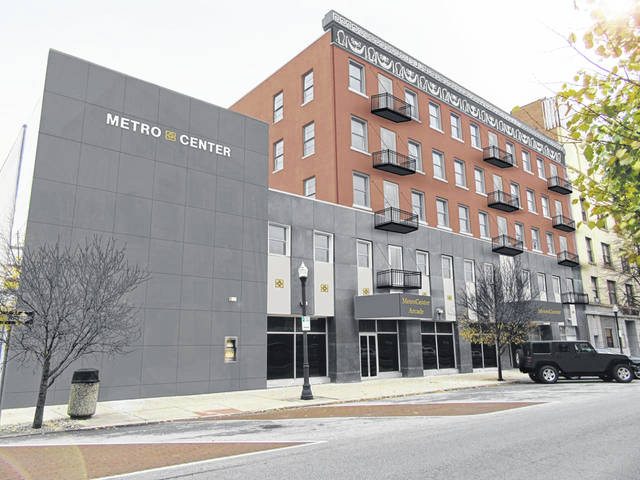 Rendering of the forthcoming Metro Center Upscale Lofts & Business Arcade, which is slated to open sometime this year.