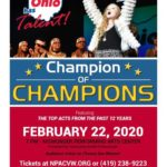 'Ohio Has Talent! Champion of Champions' coming to Niswonger
