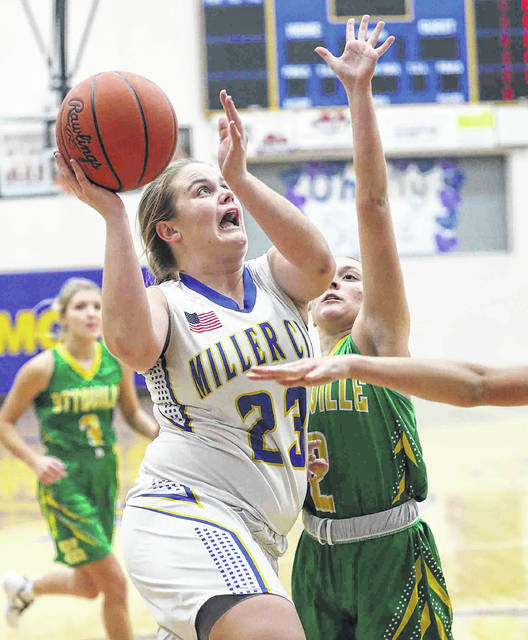 Miller City's Natalie Koenig hopes some regular season success translates into some postseason wins.