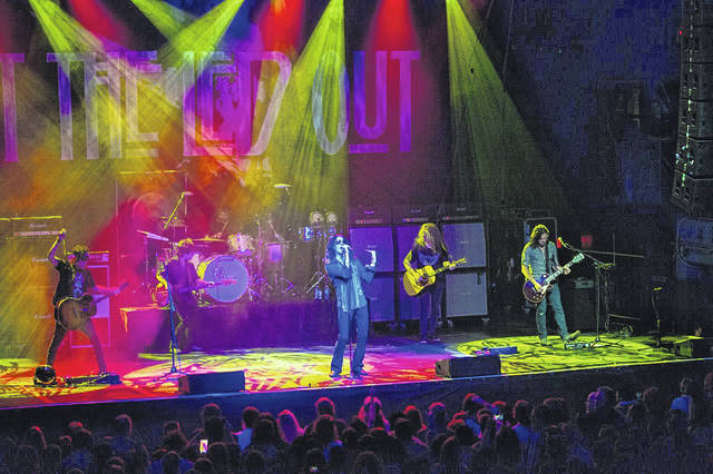 Get the Led Out performs Led Zeppelin classics, as they were recorded, so audience members can sing along easily.