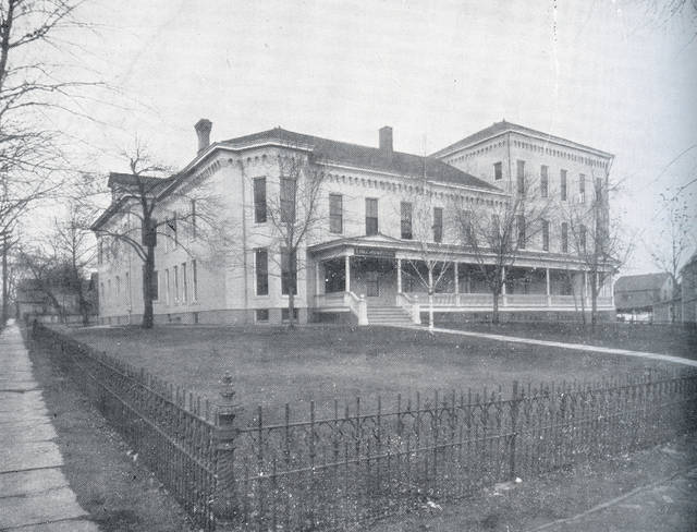 The Lima City Hospital opened in 1899. Over time, it grew into what is now Lima Memorial Health System.