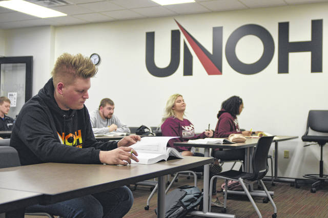UNOH offers a growing number of programs besides automotive and business.