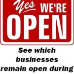 What is still open promo