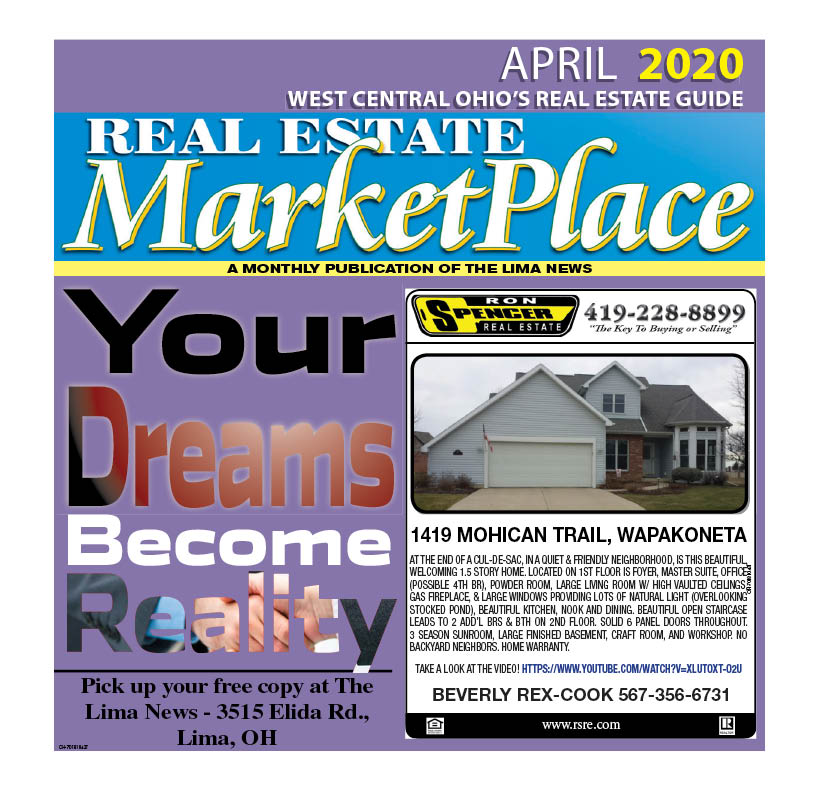 April 2020 Real Estate Marketplace
