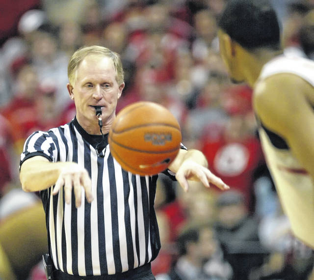Retired referee Ted Hillary plays a key role in helping select those who will be working the NCAA Tournament.