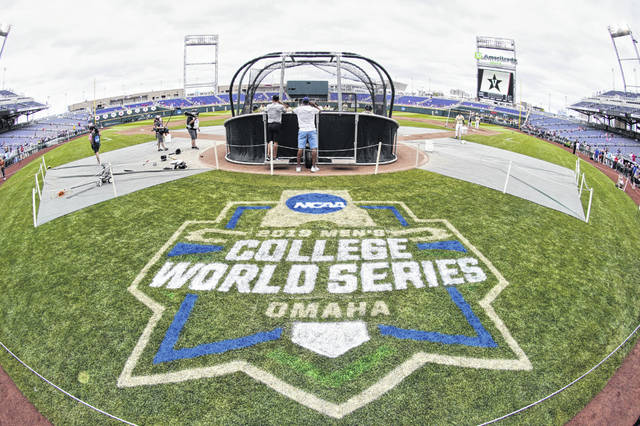 The NCAA has already canceled this year's College World Series at TD Ameritrade Park in Omaha, Neb.