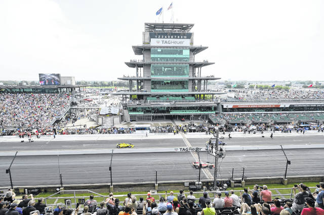 Race fans will have to wait until at least Aug. 23 to see the Indianapolis 500 at Indianapolis Motor Speedway in Indianapolis. The race scheduled for May 24 has been postponed because of the coronavirus pandemic.