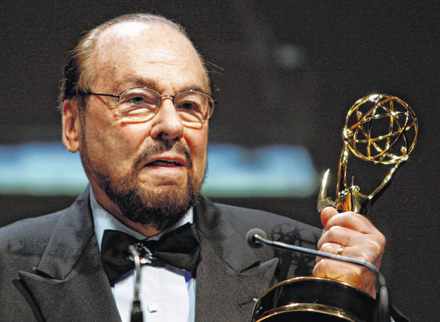 James Lipton appears with the Lifetime Achievement Award from The National Academy of Television Arts & Sciences' 34th Annual Daytime Creative Arts & Entertainment Emmy Awards in Los Angeles on June 14, 2007. Lipton died Monday of bladder cancer at his New York home, his wife, Kedakai Lipton, told the New York Times and the Hollywood Reporter. He was 93.