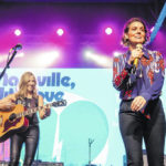 Nashville artists help out on stage and off after tornadoes