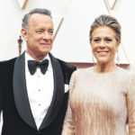 Tom Hanks, Rita Wilson in Australian hospital with new virus
