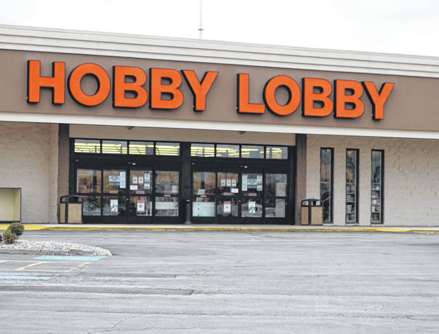 Hobby Lobby on Elida Road has reopened after determining it was an 'essential' business.