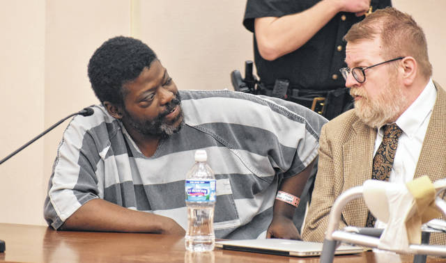 Following a second psychological evaluation, Lima resident Everett Ward had been deemed competent to stand trial for allegedly raping a 13-year-old girl in Lima last year.
