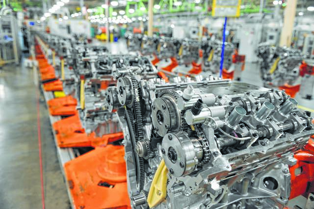 Ford announced its Lima Engine Plant and other facilities will stop production after Thursday's shift through March 30 to clean and sanitize the plants.