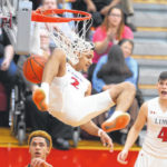 Shawnee's Mangas named Ohio's top Division II boys basketball player