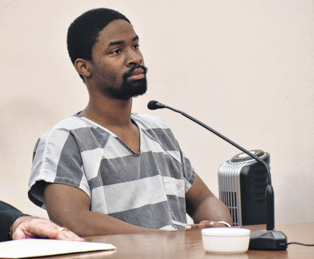 Jason Sledge, 20, of Lima, was sentenced Thursday to seven years in prison for his role in the armed robbery of a Lima woman last fall. His co-defendant, Kirk Brenneman, was handed an indentical sentence last month.