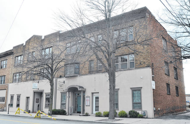 In late spring, loft apartments are scheduled to be installed in the second and third floors of the building located in the 300 block of North Elizabeth Street. The first floor will remain commercial properties.