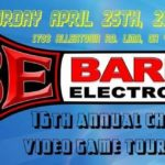 Barry Electronics Charity Video Game Tournament returning