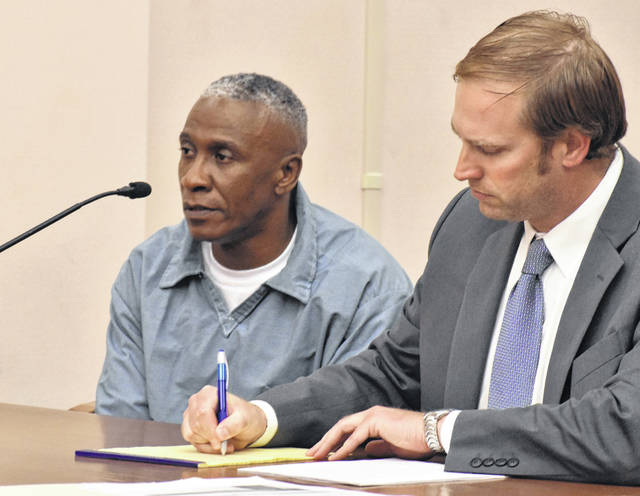 "Calvin Goode, 57, of Lima, was granted an early release from prison Wednesday after serving more than half of a four-year sentence for robbery, having a weapon under disability and possession of marijuana. Goode is the baker of California Goode Sweet Potato Pies that were marketed through an affiliation with the ""Shark Tank"" television program."