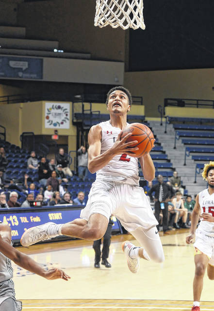 Lima Senior's Josiah Fulcher made the squad for the Ohio-Kentucky game.  Richard Parrish | The Lima News