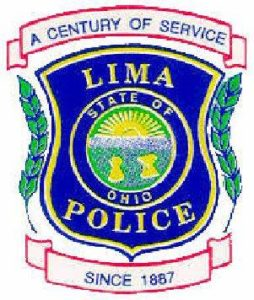 Cars collide on Lima's South Charles Street