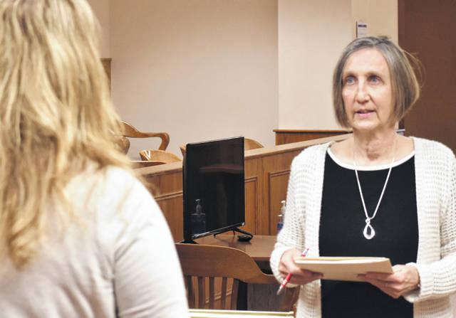 After more than three decades of social work as a court advocate, Phyllis Neff is calling it a career. Thursday was her final day on the job at the Crime Victim Services office in downtown Lima.