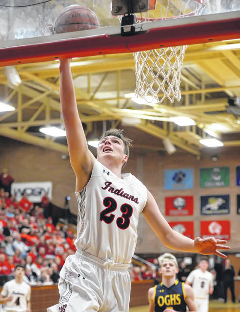 Dream Team Boys Basketball Player of the Year: Mangas adding to repertoire