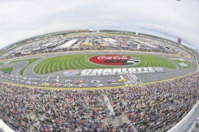 The Coca-Cola 600 tentatively scheduled for May 24 at Charlotte Motor Speedway in Concord, N.C., would be held without fans at the venue.