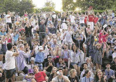 Spectators will not be filling Murray mound this year with Wimbledon being called off due to the COVID-19 pandemic.