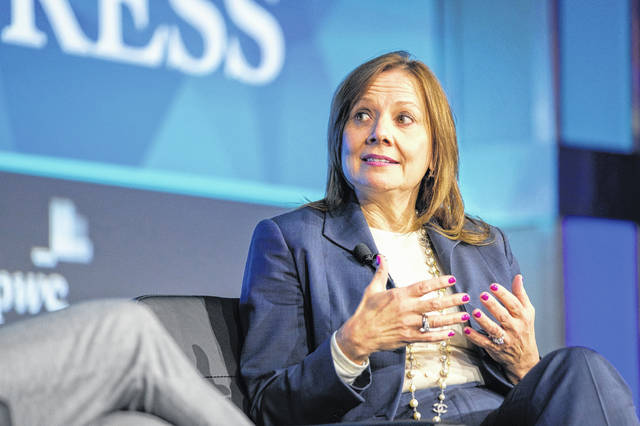 """General Motors Chairman and CEO Mary Barra said. """"When you engage your team and then set them free to do what they can do, they can accomplish amazing things."""""""