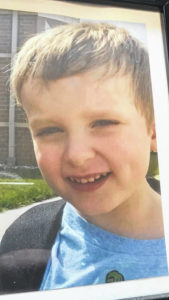 Body found of missing 5-year-old boy