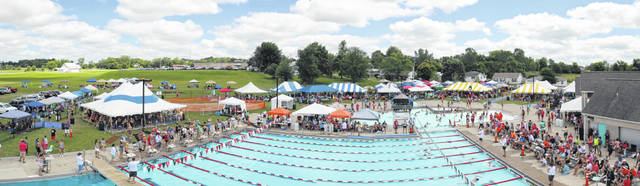 The Western Ohio Aquatic League championships are scheduled to be held in Kenton in 2021.