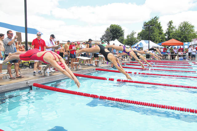 The Western Ohio Aquatic League season has been called off due to pool access and crowd limitations.