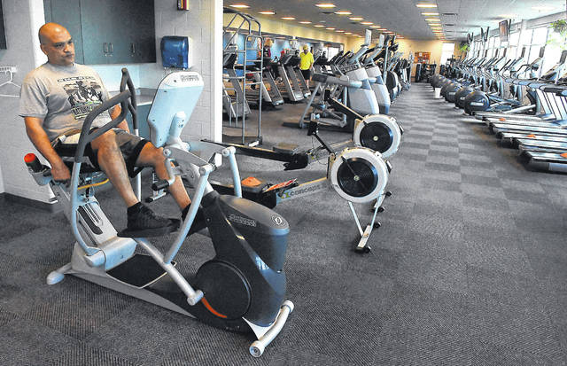 Want To Go Back To The Gym Here S What To Expect In Ohio The Lima News