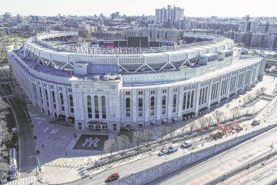 Hundreds of millions of dollars in local losses are projected should Major League Baseball games be played this year in an empty Yankee Stadium.
